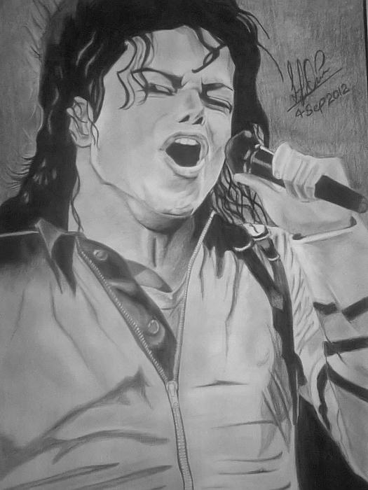 Michael Jackson par Sahar